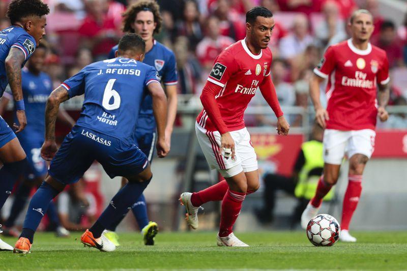Benfica e Gil Vicente empatam 2-2 na jornada inaugural
